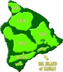 size big island